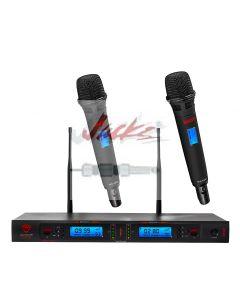 Nady 2W-1KU HT Dual True Diversity 1000-Channel Professional UHF Wireless System