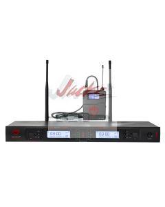 Nady 2W-1KU GT Dual True Diversity 1000-Channel Professional UHF Wireless System