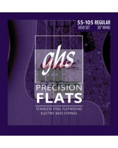 BASS PRECISION FLATS™ - 3025, M3050, M3050-5, 3050 or CM3050