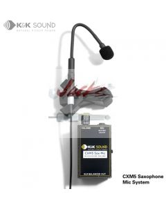 CXM5 Saxophone Microphone System