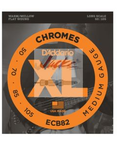 ECB82 Chromes Bass, Medium, 50-105, Long