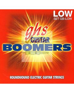 BOOMERS® LOW TUNED - 6 sets at $4.00 or $4.26 each - GB-LOW, GBZW or GBZWLO