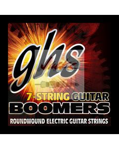 BOOMERS® 7-STRING - 6 sets at $4.96 or $5.43 each - GB7L, GB7CL, GB7M, GB7MH or GB7H