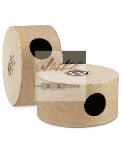 "LP® AMERICANA 10"" 2-SIDED SNARE CAJON LP1410S"