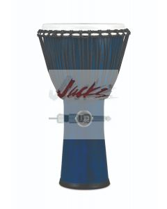 "LP® WORLD BEAT FX 11"" ROPE TUNED DJEMBE - BLUE LP724B, COPPER LP724C or GREY LP724G"