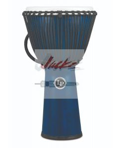 "LP® WORLD BEAT FX 12 1/2"" ROPE TUNED DJEMBE - BLUE LP725B, COPPER LP725C or GREY LP725G"