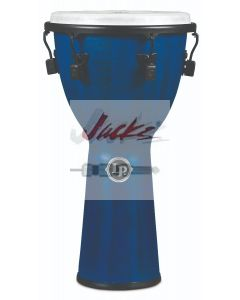 "LP® WORLD BEAT FX 12 1/2"" MECHANICAL DJEMBE - BLUE LP727B, COPPER LP727C or GREY LP727G"