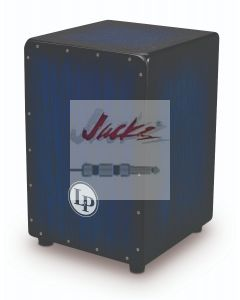 LP® ASPIRE® ACCENTS CAJON - BLUE BURST STREAK LPA1332-BBS, DARK WOOD LPA1332-DW or SUNBURST STREAK LPA1332-SBS