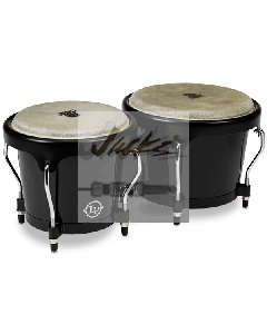 LP® ASPIRE® SERIES FIBERGLASS BONGOS - BLACK LPA601F-BK or RED LPA601F-RD