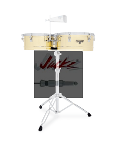 "LP® MATADOR® 14"" AND 15"" BRASS TIMBALES M257B"