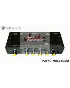 Pure XLR Mach 2 Preamp