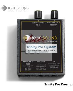 Trinity Pro Preamp