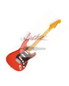 Vintage Reissued V6MFR Firenza Red