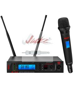 Nady W-1KU HT True Diversity 1000-Channel Professional UHF Handheld Microphone Wireless System