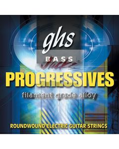 BASS PROGRESSIVES™ - XL8000, L8000, 5L8000, M8000 or 5M8000